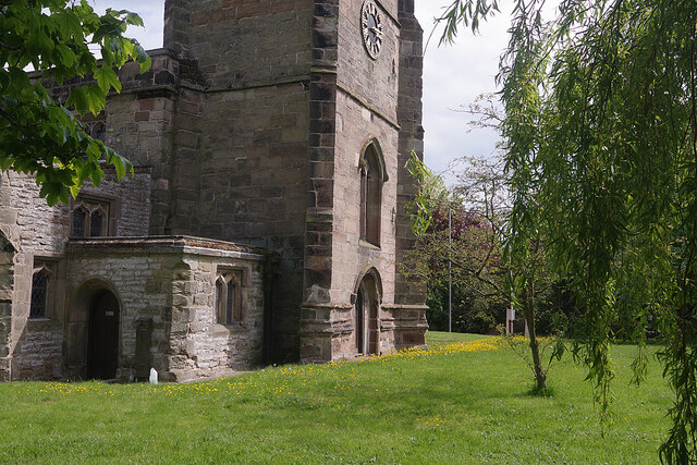 Twycross Church