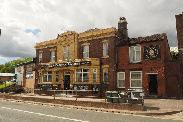New Barrack Tavern