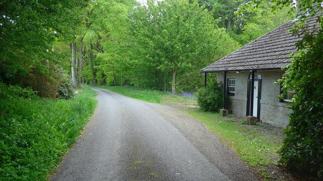 Physgill Lodge