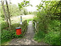 TG2635 : Main Entrance to Southrepps Nature Reserve by David Pashley