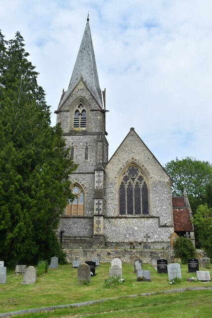 St Mary's Church, Alderbury