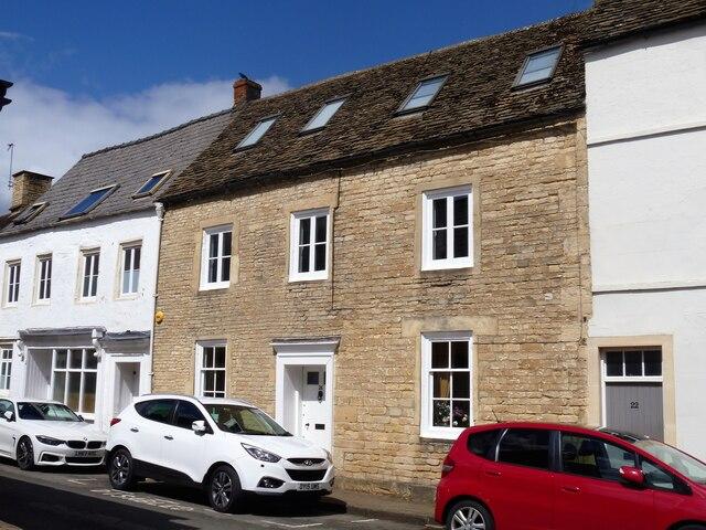 Cirencester houses [43]