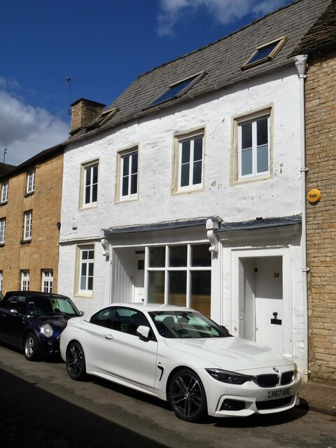 Cirencester buildings [55]