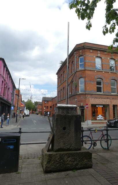 New Broom in the Northern Quarter