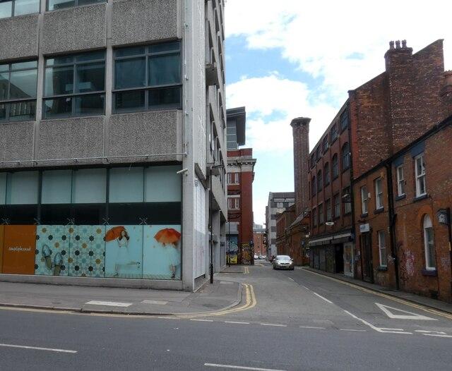 Faraday Street
