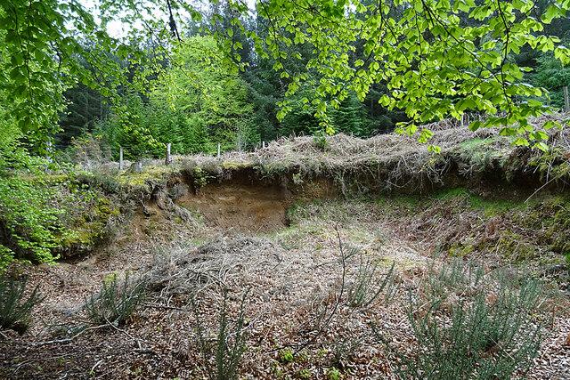 Teindland Quarry