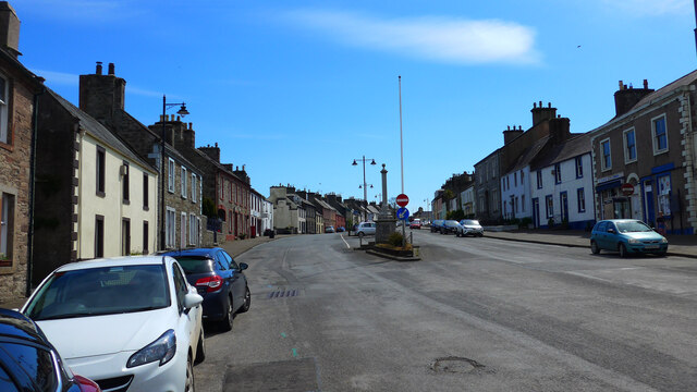 George Street, Whithorn