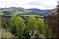 NT2540 : South from Peebles Hydro Hotel by Ian Taylor