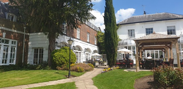 West Lodge Park Hotel, Cockfosters