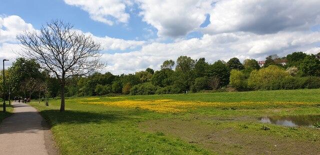 Oakhill Park, Barnet