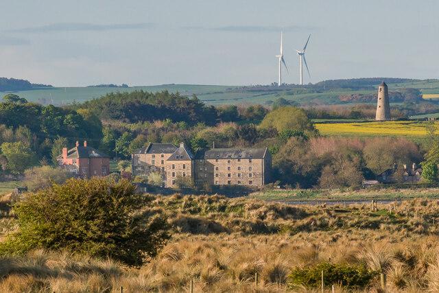 Waren Mill and The Ducket