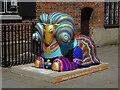 SK3436 : Rameses the ram by Ian Calderwood