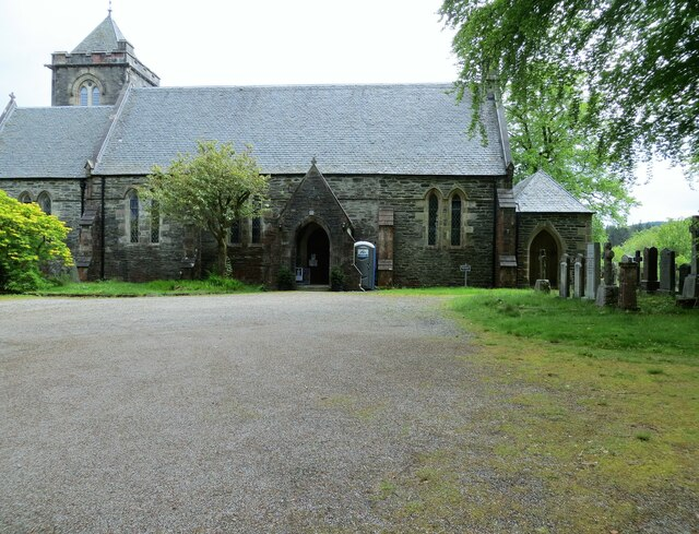 Church of the Holy Trinity, Kilbride Road, Dunoon