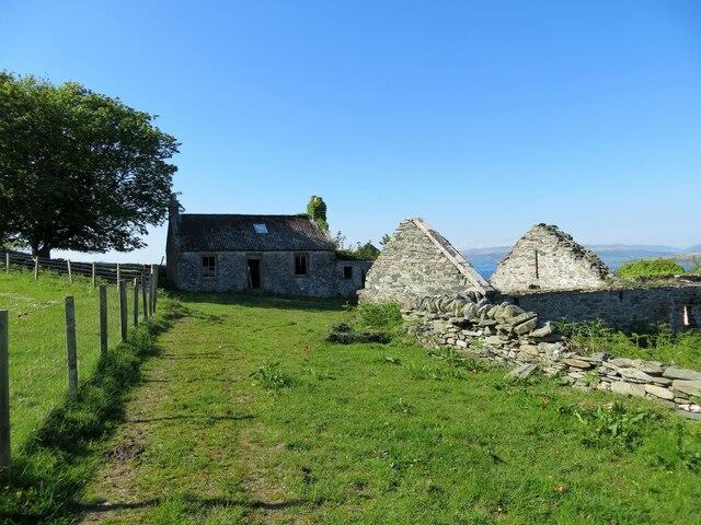 Ruins of Northpark Farm