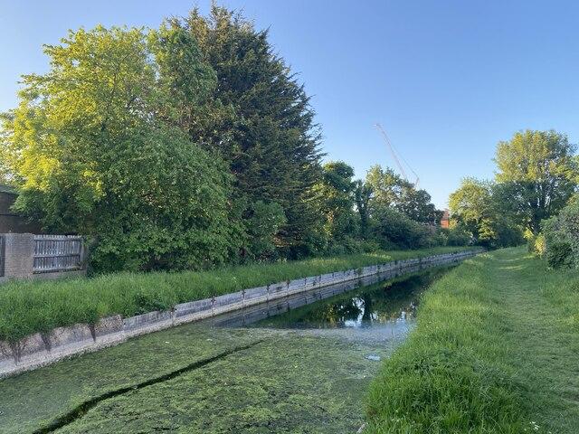 New River, Winchmore Hill