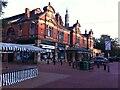 SK2522 : Market Hall, Burton upon Trent by Alan Paxton