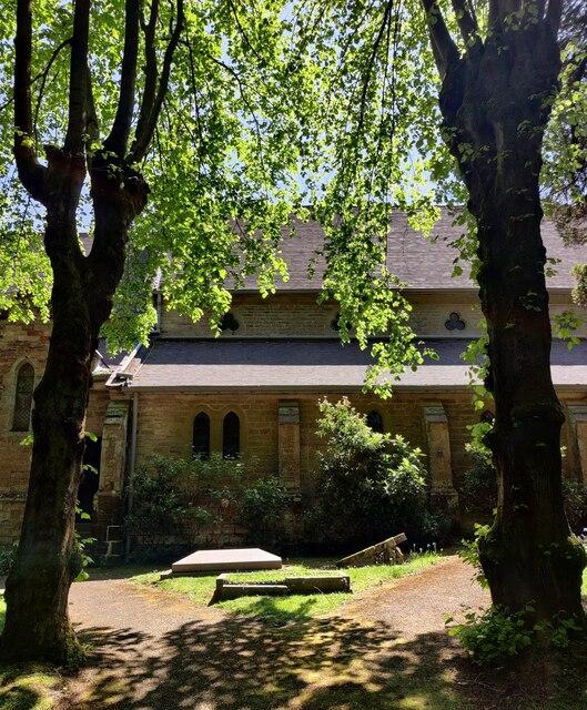 Holy Trinity Church at Lickey