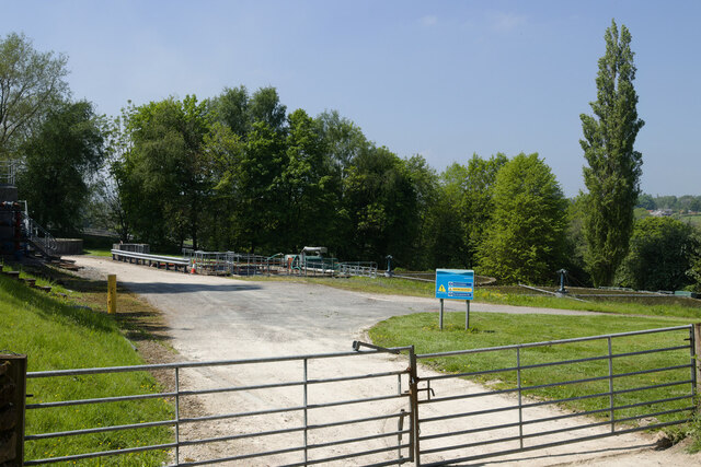 Darley Water Treatment Works