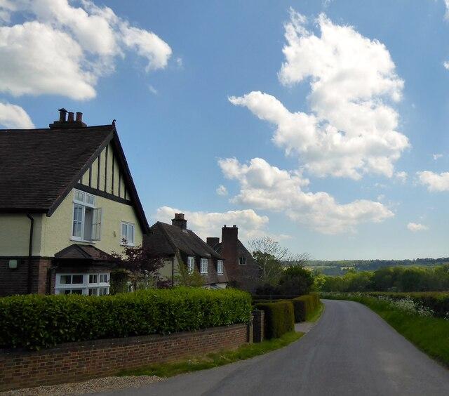 Chippings/Rosedene, Oak Lane, Blackham