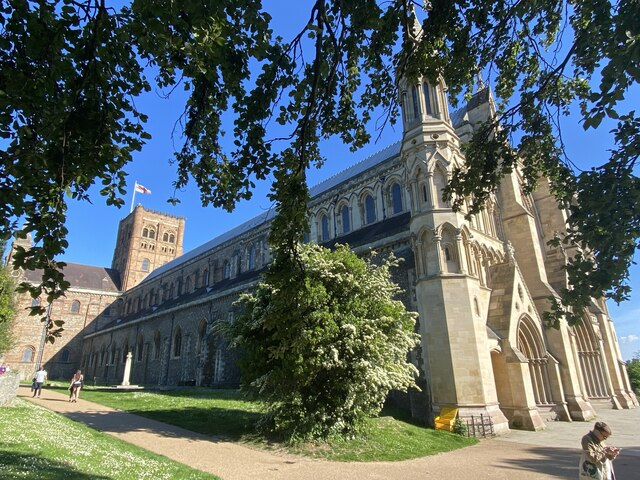 St Albans Cathedral