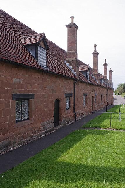 Stoneleigh Old Almshouses