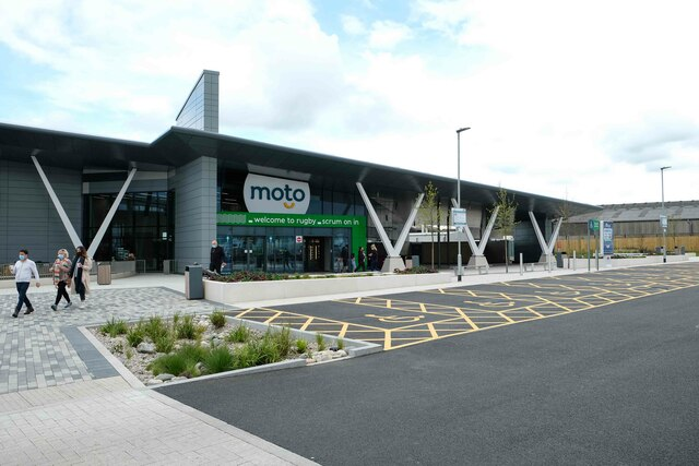 Moto Services, Rugby