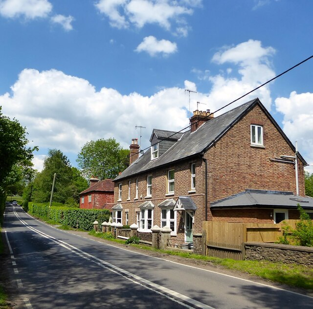 Kentwater Cottages, Hartfield Road