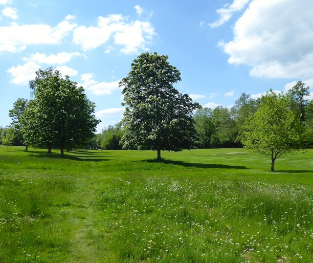 Sweetwoods Park Golf Course
