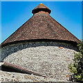 TV5299 : Dovecote in Westdean by Ian Cunliffe