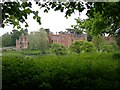 SP2556 : Charlecote Estate - House from the avenue to the West Gate by Rob Farrow