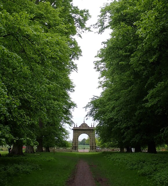 Charlecote Estate - The West Gate