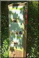 SX8863 : Scadson Woods information panel by Derek Harper