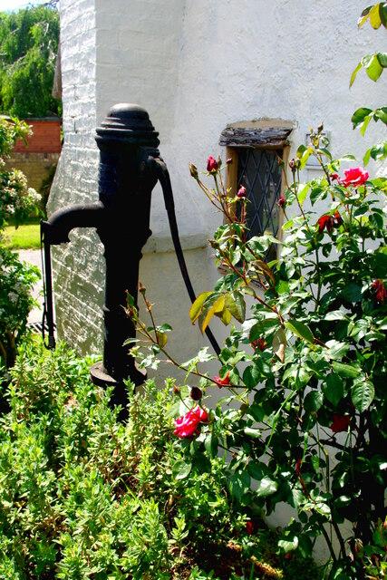 Pump at Rose Cottage