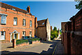 SK9771 : Greestone Place, Lincoln by Oliver Mills