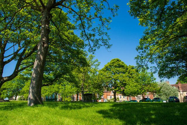 GREEN near Greestone Place, Lincoln