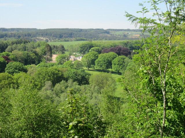 Low Moor Lane viewpoint