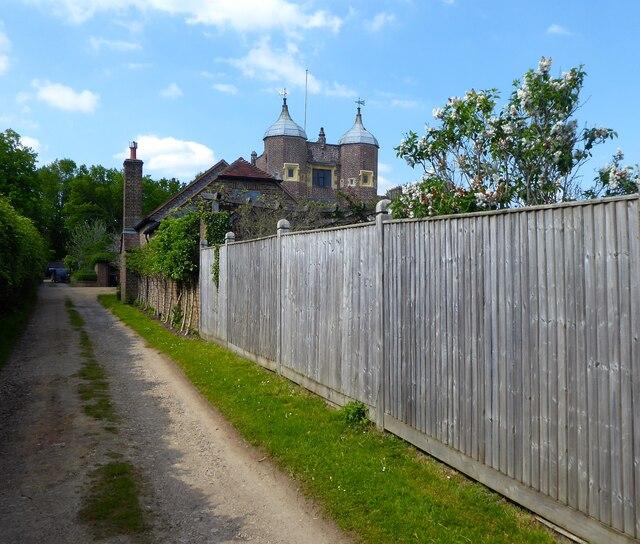 The Gatehouse, Bolebrook Castle