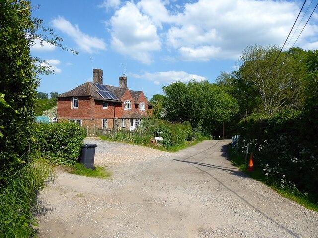 The Went/Bramley, Perryhill Lane