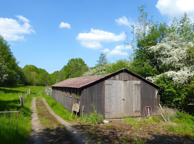 Outbuilding, Perryhill Lane
