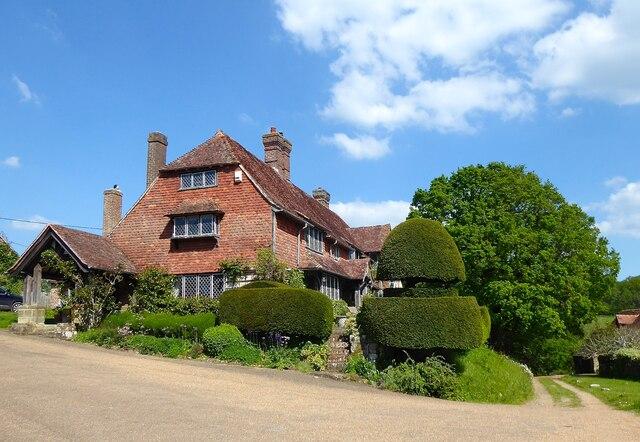 Perryhill Farmhouse