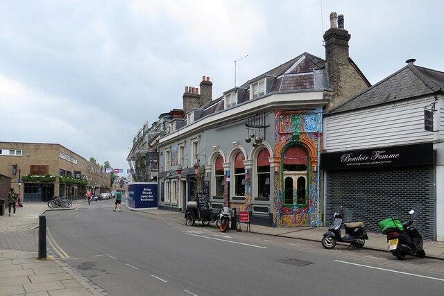 On King Street