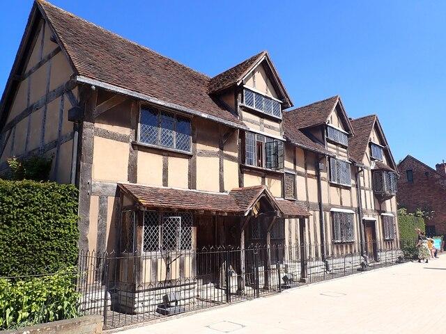 Stratford-upon-Avon - Shakespeare's birthplace