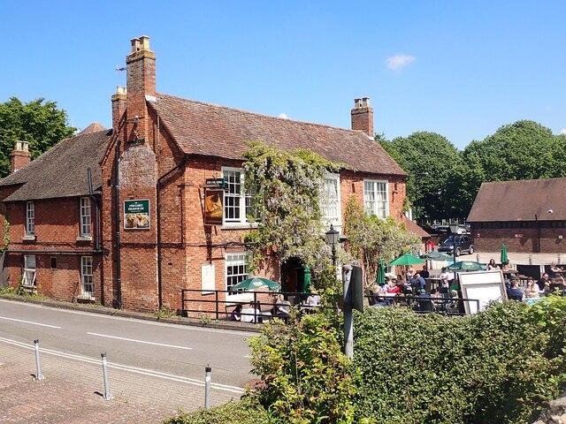 Stratford-upon-Avon - Pen & Parchment public house