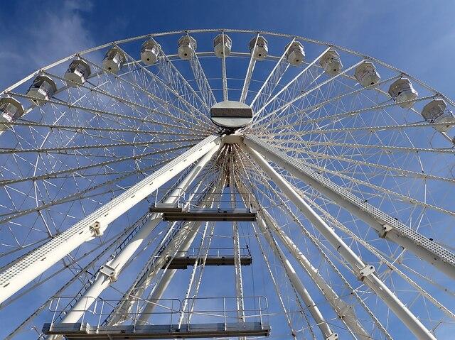 Stratford-upon-Avon - Ferris Wheel