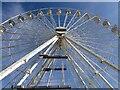 SP2054 : Stratford-upon-Avon - Ferris Wheel by Rob Farrow