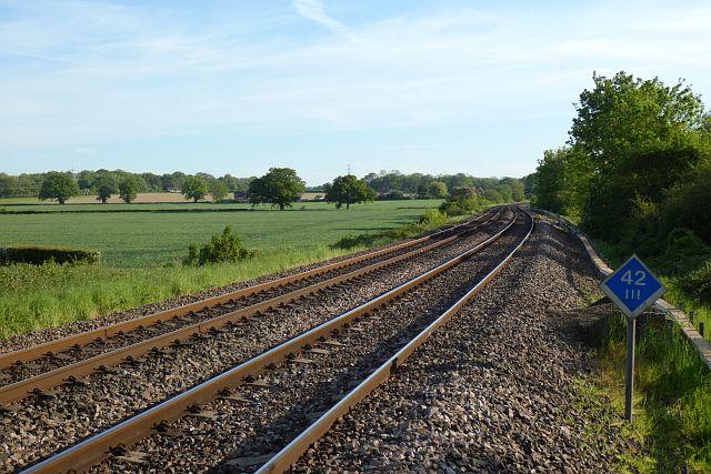 Railway, Stratfield Mortimer