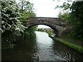 SJ6085 : Red Lane Bridge, Bridgewater Canal, Stockton Heath by Christine Johnstone