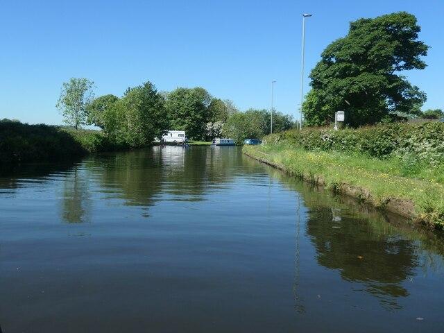 Bridgewater Canal, near Stockton Lane, Grappenhall