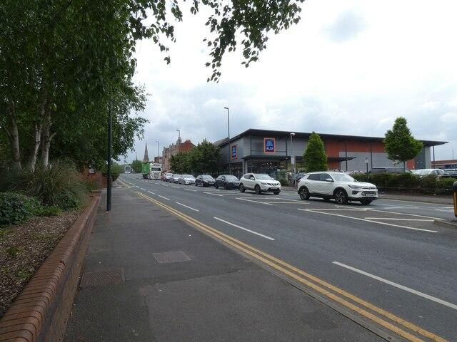 Oldham Road, Failsworth