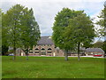 NO5299 : Former home farm for Aboyne Castle by Bill Harrison